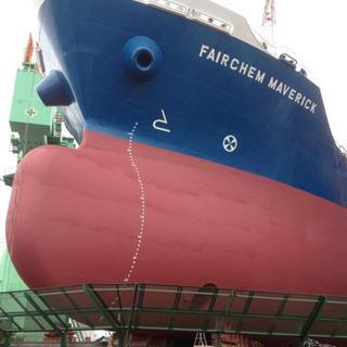 副業可能⭐︎正社員・アルバイト募集!船の塗装のお仕事です。世界で...