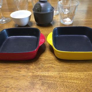 オーブンに使えるグラタン皿など15点