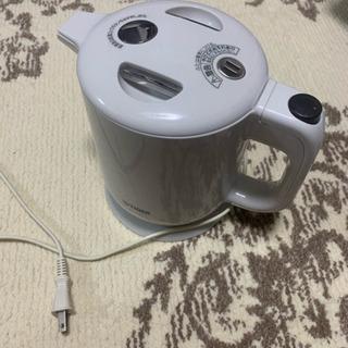 タイガー電気ケトル 0.6L