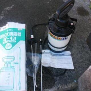 蓄圧式噴霧器アイリスオーヤマ
