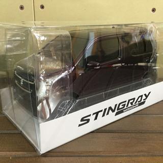 非売品 ワゴンR STINGRAYミニカー