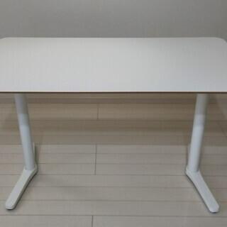 IKEA イケア BILLSTAテーブル ダイニング テー…