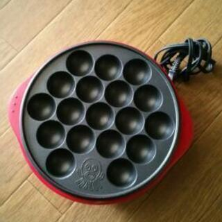 たこ焼き器【未使用】