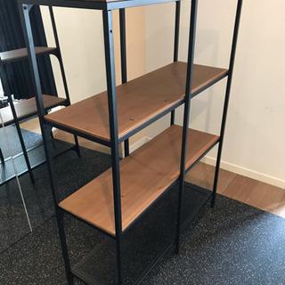 【美品】IKEA Original FJALLBO 書棚 本棚 ...