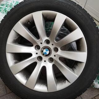BMW純正 ラジアルスポーク244 スタッドレス BMW:X1(E84)、5シリーズ (E60、E61) - 郡山市