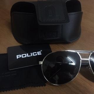 POLICEポリス サングラス新品未使用
