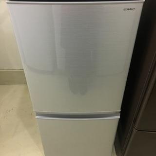冷蔵庫 SHARP シャープ SJ-D14D-S 2018…