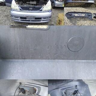 ニッサン PNC24 セレナ フロントバンパー センサー付き 3...