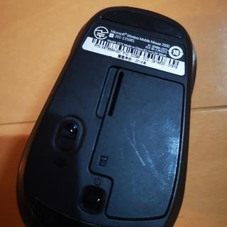 【直接のお引取りをお願いします】マイクロソフト マウス ワ…