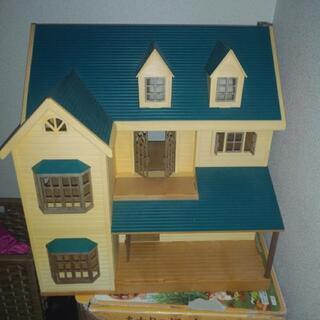 シルバニアファミリーの家