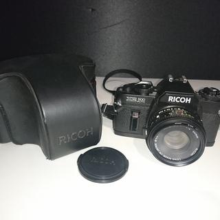 RICOH リコー XR500 カメラ フィルム 昭和 オブジェ...