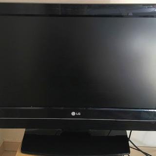 23インチ カラーテレビ LG