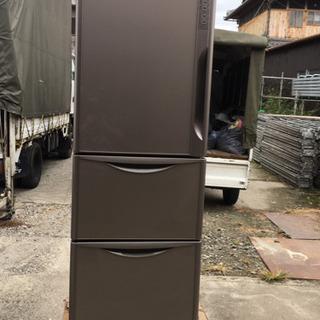 日立 冷蔵庫 370リットル 2015年式 大型 中型