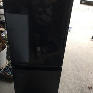 シャープ 140L 冷蔵庫 2013年