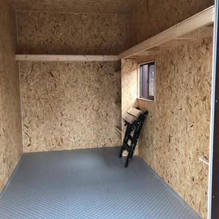 冬対策❗️❗️ガレージ、バイク小屋   物置など各種制作、組立、設置 - 地元のお店