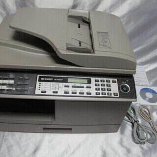SHARP デジタル複合機 AR-N202FP カウンター枚数9...