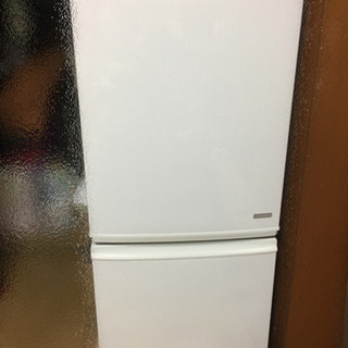 ★値下!★2015年SHARP 137リットル冷蔵庫