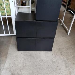 組み立て自由整理棚 - 家具