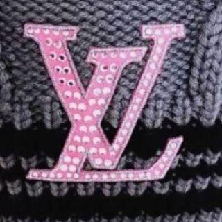 早い者勝ち❗入手困難❗日本完売コレクション品 LVニット帽♡正規品♡