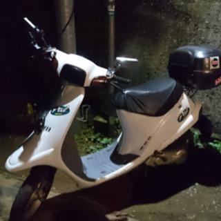50cc 原付バイク ジャンク扱いで!