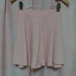 ピンクのかわいいミニスカート♪