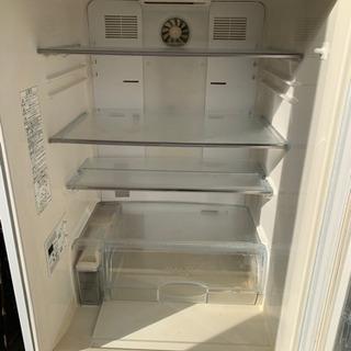 ナショナル 冷凍冷蔵庫 NR-C32D2 320L 冷蔵庫 動作...