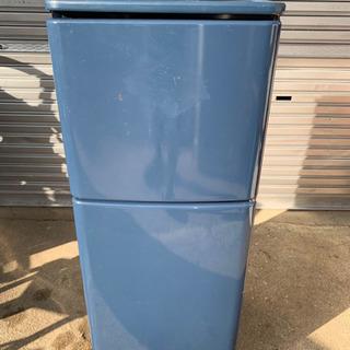 シャープ電気冷蔵庫 SJ-11TL 動作確認ずみ 107Lサイズ