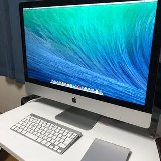 値下iMac 27-inch,Late2013  キーボード・マ...