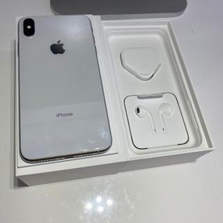 香港版 iPhone XS Max 256GB シルバーホワイト...