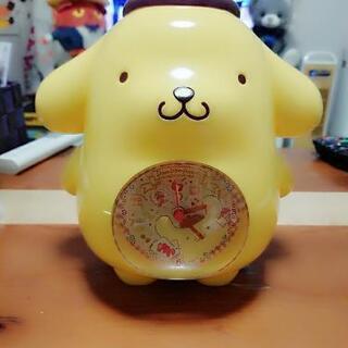 ポムポムプリン★目覚まし時計