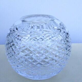 アメリカンブランド クリスタルガラス花瓶 Waterford C...