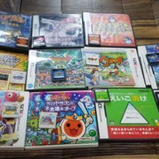 お話し中です🙇星のカービィ等 DS 3DSゲームソフト11本