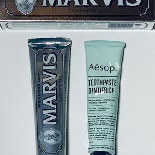 大人気 Aesop & MARVIS ホワイトニング セット!!