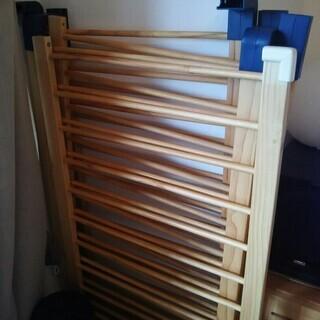 木製ベビーゲート(ベビーサークル)