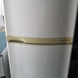 SHARP 2ドア冷蔵庫 225L ちょっと大きめ冷蔵庫