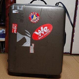スーツケース(古いです)