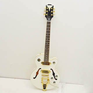 エピフォン Wild Kat セミアコ エレキギター 調整済み ...
