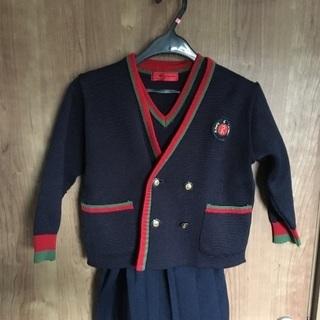 値下げジャクエツ ロベルタ私立幼稚園制服110ジャケット