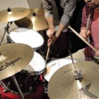富山市内にてドラム教室 ドラムレッスンを行っております。2名空き...