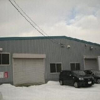 米里 倉庫 駐車場2~3台可能