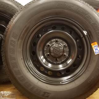 値下げしました【美品】タイヤホイール4本セット(265/70R17)FJクルーザー純正 - 渋谷区