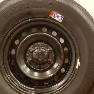 値下げしました【美品】タイヤホイール4本セット(265/70R17)FJクルーザー純正 - 車のパーツ