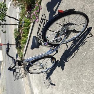 5段変速自転車売ります。