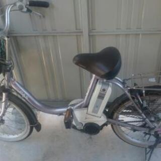 値下げしました。電動自転車YAMAHA PAS