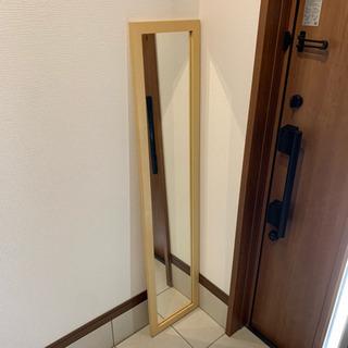 スタンドミラー  壁掛け鏡  姿見