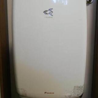 DAIKIN うるおい光クリエール 加湿空気清浄機:床置形(取扱...