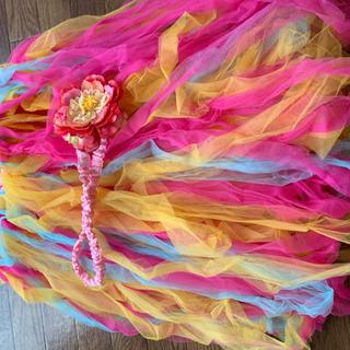 ハロウィン パーティー ドレス 110 120 130 140 ...