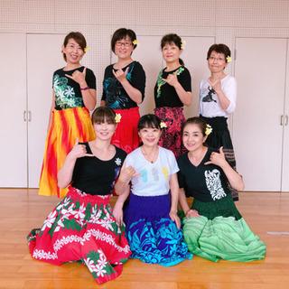 🌈籠原体育館🌈熊谷フラダンス、熊谷フラ🌴