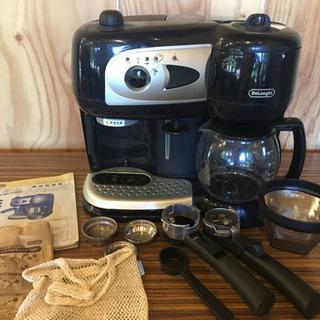 デロンギ コンビコーヒーメーカー