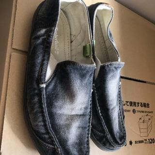 ティンバーランド スリッポン 靴